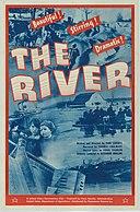 """Film Poster for """"The River"""" - NARA - 95115895.jpg"""