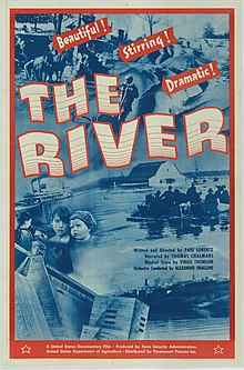 "Film Poster for ""The River"" - NARA - 95115895.jpg"