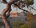 Filopappos hill - Acropolis view - panoramio.jpg