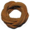 Finnish leather Scout leader woggle.png