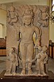 Fire God - Medieval Period - Radhakund - ACCN 00-D-24 - Government Museum - Mathura 2013-02-23 5297.JPG