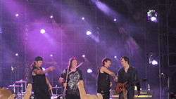 Firehouse in Busan Rock Festival 2012.jpg