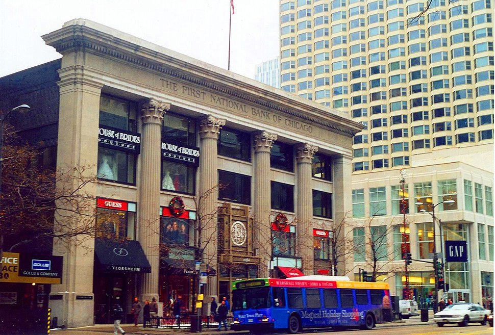 First National Bank of Chicago