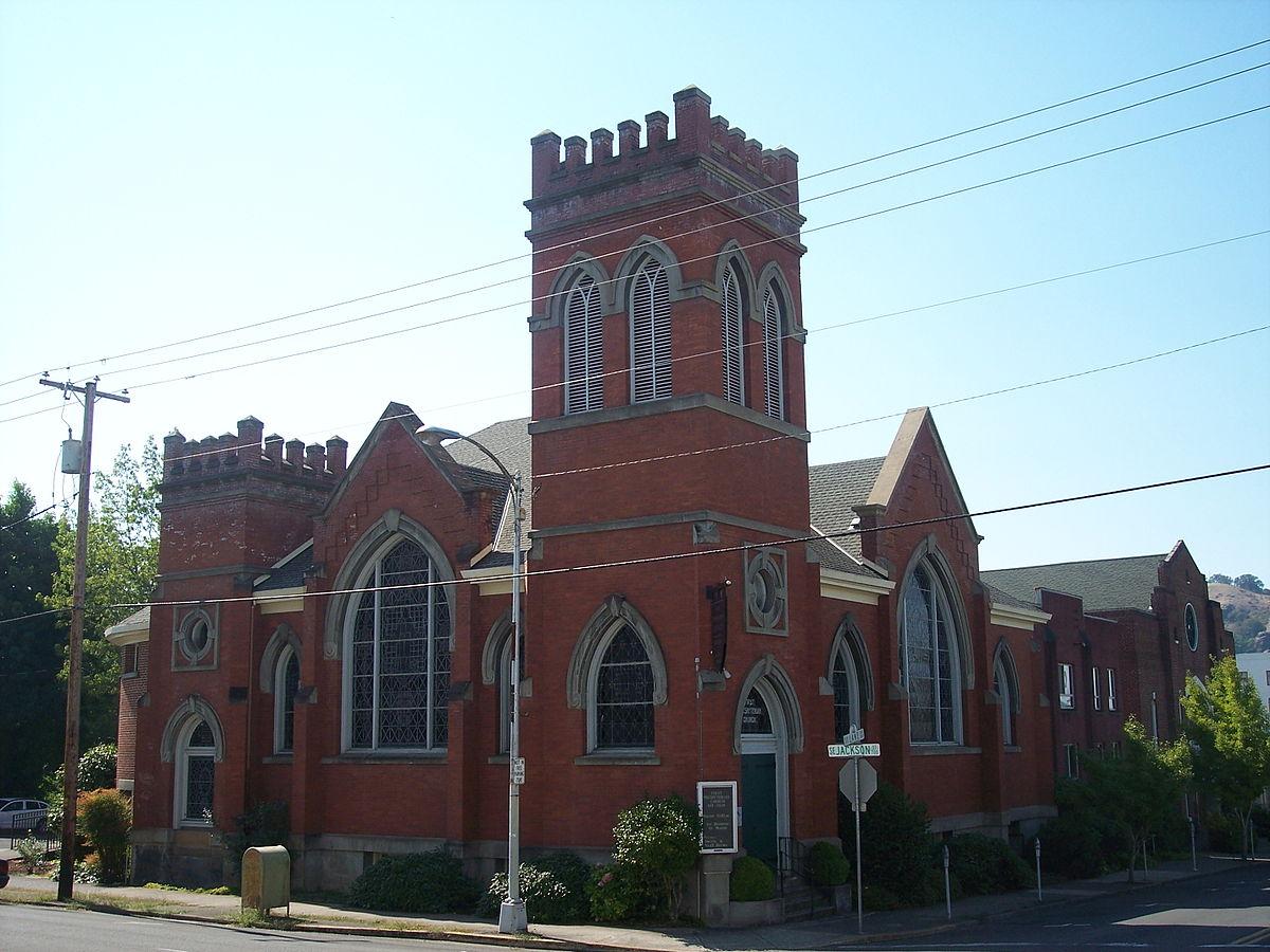 First Presbyterian Church (Roseburg, Oregon) - Wikipedia