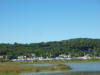 Fish Creek, Wisconsin Unincorporated community in Wisconsin, United States