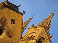 Flèches de la collégiale de Neuchâtel.jpg