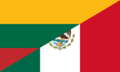 Flag of Lithuania and Mexico.png