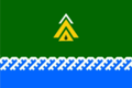 Flag of Nizhnevartovsky rayon (Khanty-Mansia).png