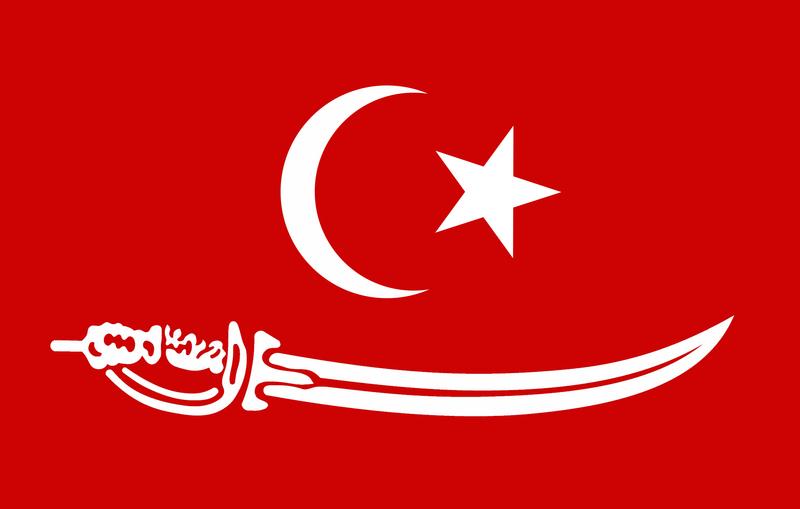 Archivo: Bandera de los Aceh Sultanate.png