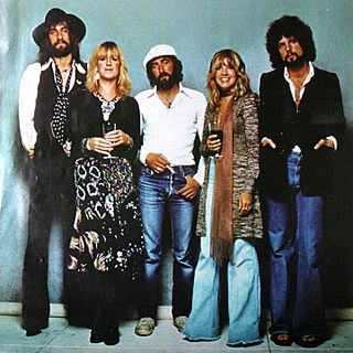 Fleetwood Mac English-American rock band