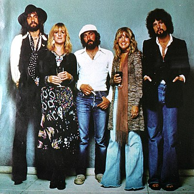 Picture of a band or musician: Fleetwood Mac