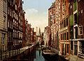 Flickr - …trialsanderrors - Oudezijds Kolk, Amsterdam, North Holland, the Netherlands, ca. 1901.jpg