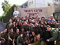 Flickr - Israel Defense Forces - IDF Soldiers Volunteer in Medical Center for Purim.jpg