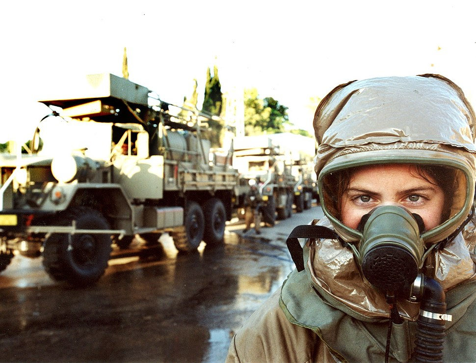 Flickr - Israel Defense Forces - The Engineering Corps Atomic-Biological-Chemical Unit