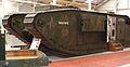 Flickr - davehighbury - Bovington Tank Museum 207 Mark 5 tank.jpg