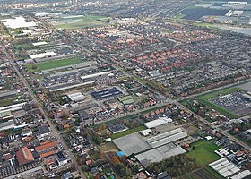 Flight to AMS, Amsterdam Airport Schiphol, Luchthaven Schiphol, Flughafen Amsterdam Schiphol - panoramio.jpg