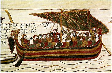 Tapisserie De Bayeux Vikidia L Encyclopédie Des 8 13 Ans
