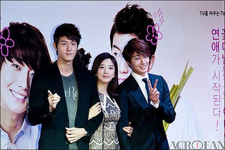 Flower boy ramyun shop gong hyo jin dating