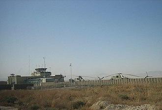 Kunduz - Airport Kunduz