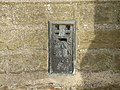 Flush Bracket Bench Mark, St Marys Church - geograph.org.uk - 1243517.jpg