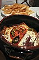 Food fries and melted cheese (2538662719).jpg