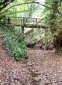 Footbridge across Bottom Dumble - geograph.org.uk - 1013765.jpg