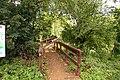 Footbridge on View Island (geograph 2125834).jpg