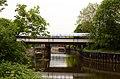 Footbridge to Sainsbury's over the River Avon - geograph.org.uk - 2069325.jpg