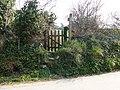 Footpath steps ^ gate. - panoramio.jpg