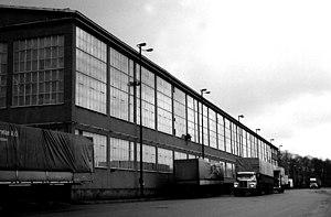 Uno Åhrén - Ford Motor Company Building, 1930