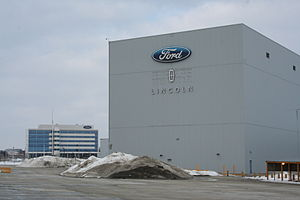 Ford Motor Company of Canada - Ford Oakville plant and Ford Canada Head Office