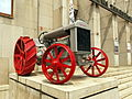 Fordson tracktor at the Archricultural museum, Prague.JPG