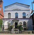 Former Petworth Congregational Chapel, Petworth (NHLE Code 1224228).JPG