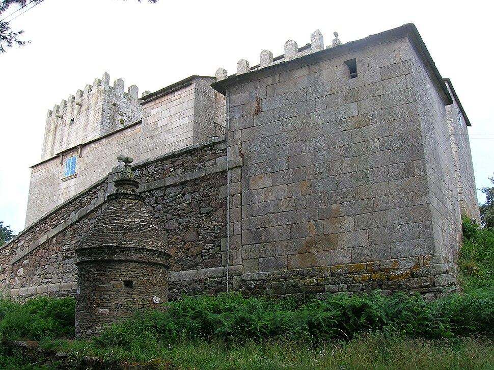 Fortaleza de San Paio de Narla
