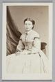 Fotogrfi. Porträtt. Helena Kempe - Hallwylska museet - 87305.tif