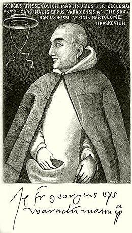 Fráter György (egykorú olajfestmény után készült metszet)