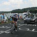Fränk Schleck, 2014 Tour de France, Stage 20.jpg