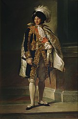 Joachim Murat, painted by François Gérard