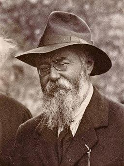 Francis Jammes en 1917