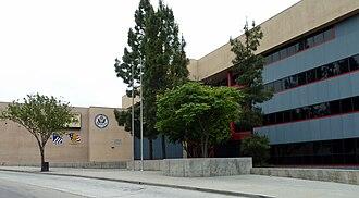 Francisco Bravo Medical Magnet High School - Image: Francisco Bravo Medical Magnet High School
