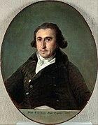 Francisco de Goya - Portrait of Martín Zapater - Google Art Project.jpg