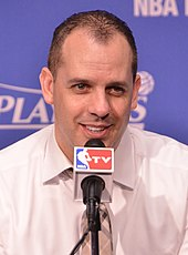 Frank Vogel, current Lakers head coach