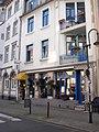 Frankfurt-Bockenheim, Friesengasse 3, ehemalige Restaurant Gargantua.JPG