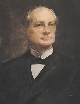 James B. Frazier - Portrait of Frazier by Lloyd Branson