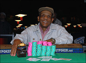 Freddie Ellis, 2009 WSOP Seven Card Stud World...