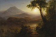 Frederic Edwin Church - Tropical Scenery - Google Art Project.jpg
