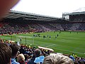 Free kick to Peterborough at Old Trafford football stadium - geograph.org.uk - 2433402.jpg