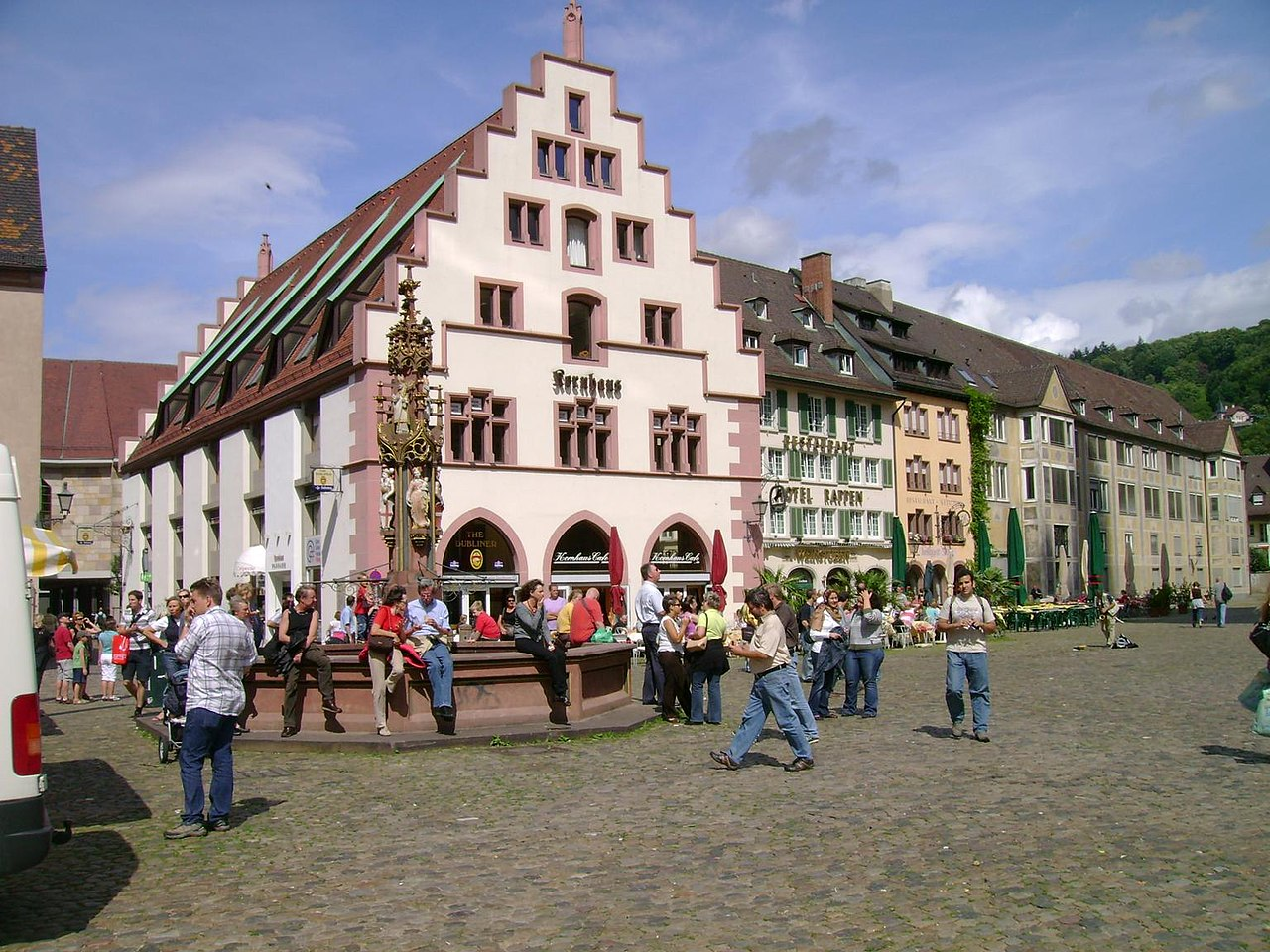 Blind Date in Freiburg im Breisgau