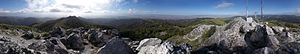 Fremont Peak (California) - Image: Fremontpeak panorama