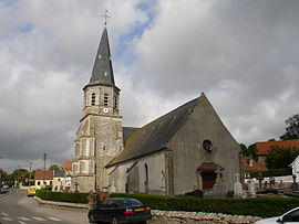 The church of Frencq